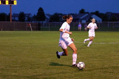 Brownsburg v Harrison - girls scr