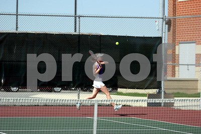 Brownsburg v Avon - Tennis, Girls
