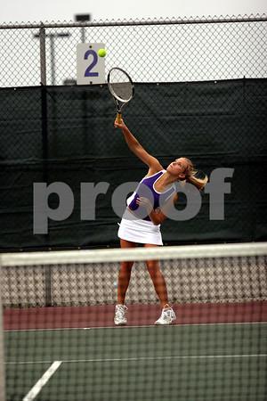 Brownsburg v Harrison  -  Tennis