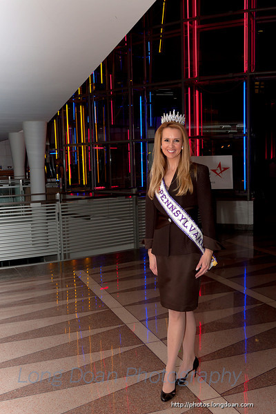 Dawn Hicks, Mrs. Pennsylvania International 2011.