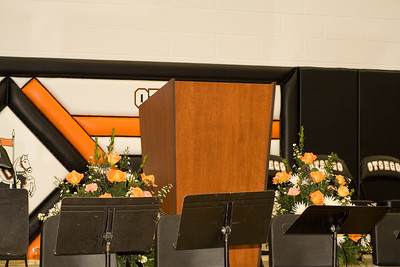 Otsego High School Dedication