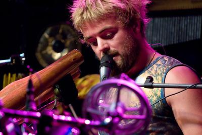 Xavier Rudd - At Ottawa Bluesfest 2007