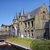 Blokhuis (old prison) in Leeuwarden.