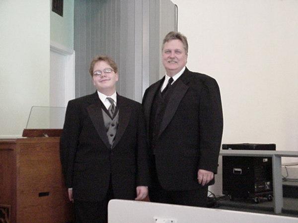 David Lockhart and David Lockhart