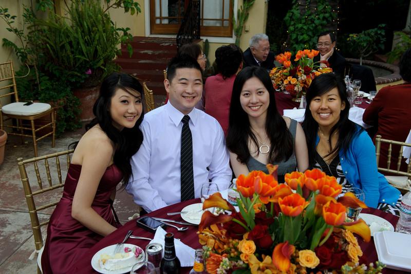 Helen, Calvin, Vicky, Valerie