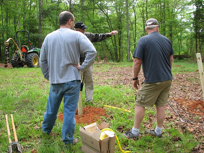 Fencing In the Archery Range