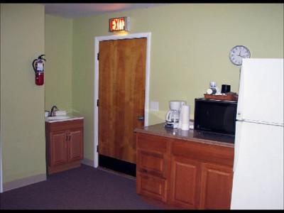 Refurbishing the Lutheran Men's Lodge