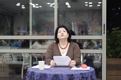 Natalya Elbron Gudavadze