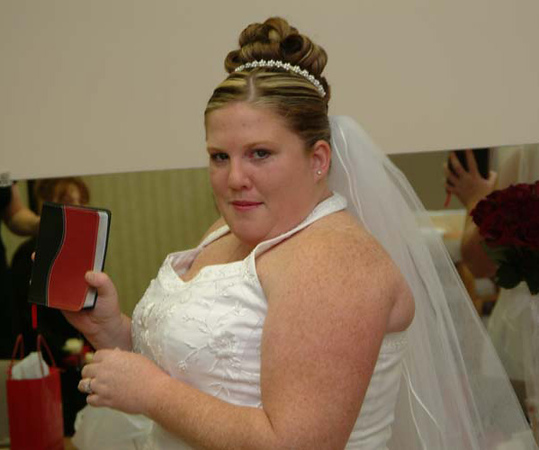 a bible for the bride