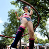 "Kryzten Henderson hula hoops at the pride festival.<br /> The 8th Annual Out Boulder Pride Festival was held in Central Park on Sunday.<br /> For more photos and a video, go to  <a href=""http://www.dailycamera.com"">http://www.dailycamera.com</a>.<br /> Cliff Grassmick / August 28, 2011"