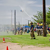 4th of July Firefighter Water Fight - Benson, AZ