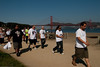 Out of the Darkness Walk 2009 in Crissy Field San Francisco
