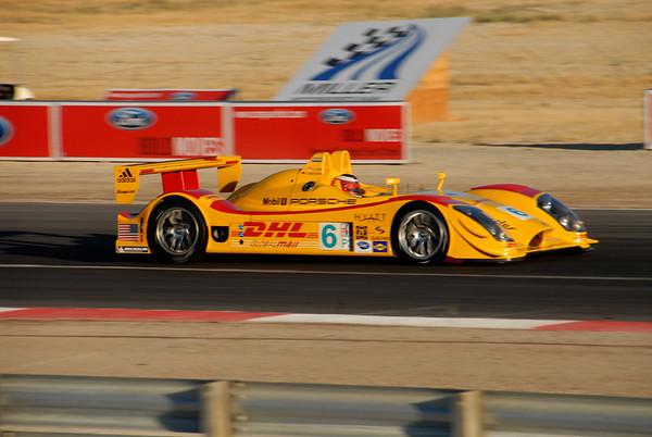 American Le Mans at Miller Raceway