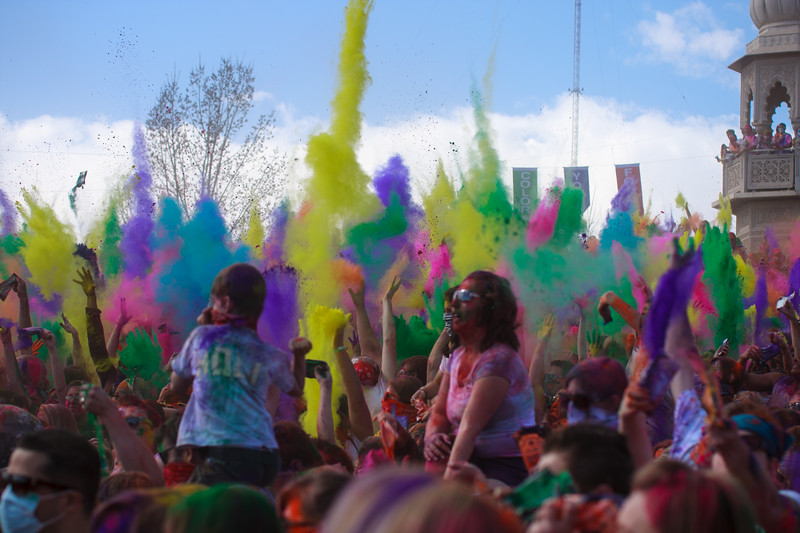Steve Peterson Photography Holi 2013