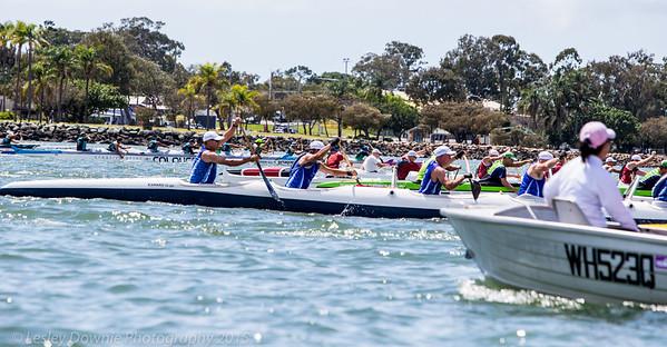 Clontarf Outrigger Race