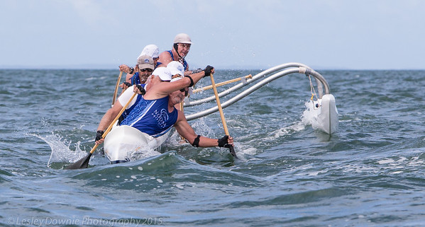 Clontarf Outrigger Race April 2015