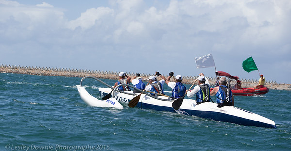 Coffs Harbour Outrigger Race weekend