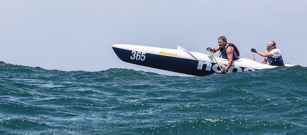 Coffs Harb Outrigger  Race Mar2015