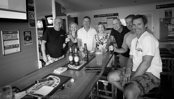 Coffs Harbour Outrigger Race weekend- pre-race discussions