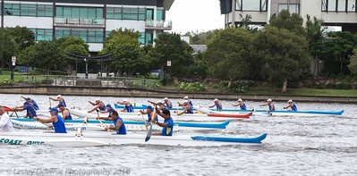 Outrigger World Sprint Qualifiers Feb 2016
