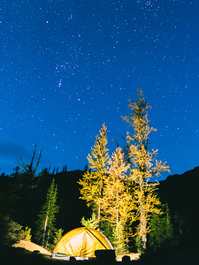 Little sleep while trying to snap photos of stars and sunrises in the mountains. Worth it every time though