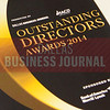 The Dallas Business Journal held it's seconf annual Outstanding Directors Awards Thursday evening at the Ritz Hotel in Dallas.