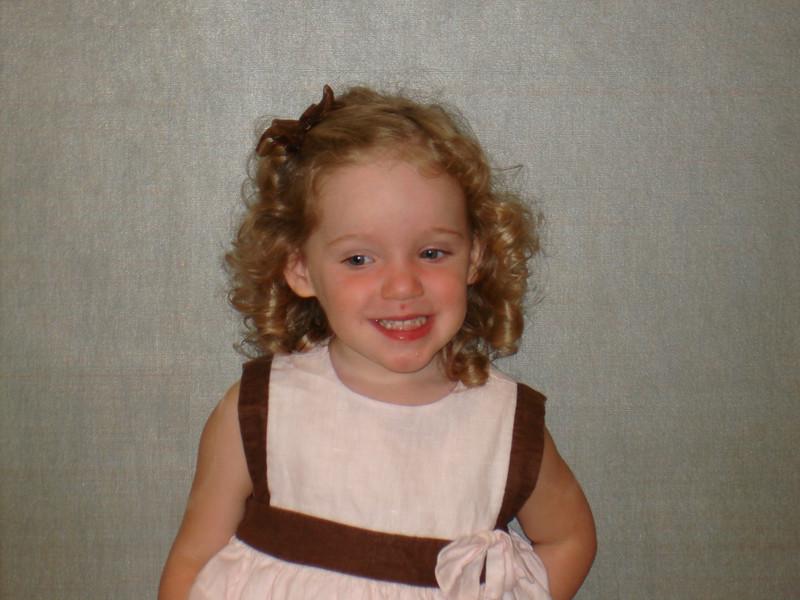 Reese before church