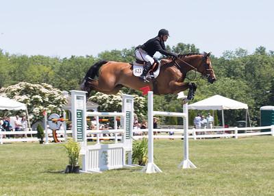 Ox Ridge Hunt Club- June Horse Show