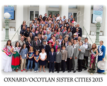 Oxnard/Ocotlan Sister Cities 49th Anniversary Visitation