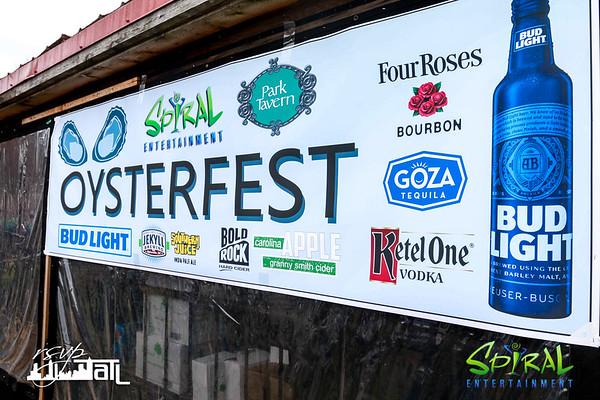 Oysterfest @ Park Tavern - Saturday 2-11-2017