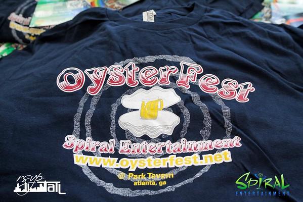 Oysterfest @ Park Tavern - Saturday 2-13-2016