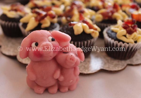 Two Little Pigs PA Bacon Fest 2013