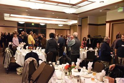 PAARA / FARS Winter Banquet 2016