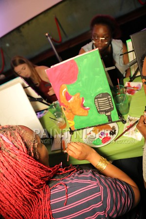PAINT NIGHT AT BLOOM 08.21.18
