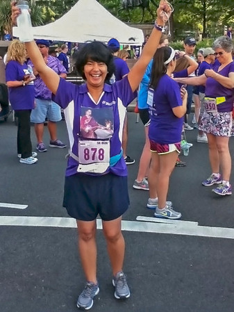 PURPLESTRIDE 2013 and PANCAN Advocay Day 2013
