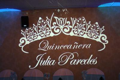 PAREDES QUINCEANEDA DINNER/DANCE @ EMBASSY SUITES HOTEL • 09.06.15