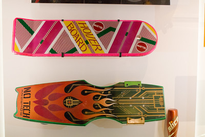 Back to the Future Hoverboards