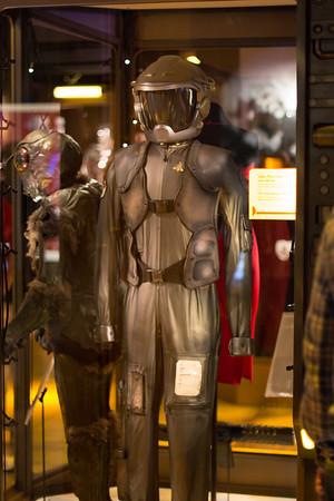 Battlestar Galactica Viper Suit