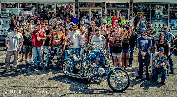 PATTONVILLE REUNION RIDE 2014