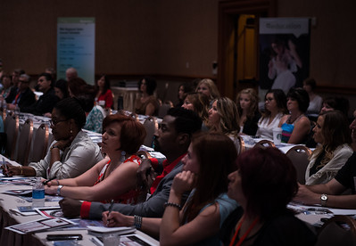 Attendees at the 2013 Regional Salon Summit - Las Vegas. Held during PBA Beauty Week.
