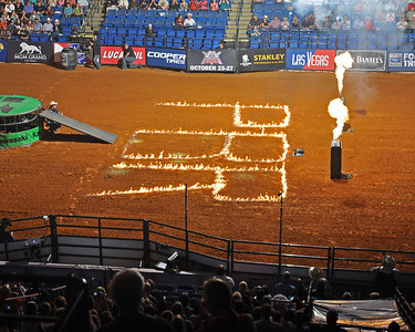 PBR - Bull Riding Event