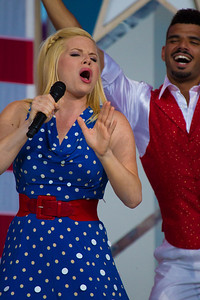 "Megan Hilty stars in NBC's musical drama ""Smash"""