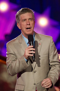 "This year's ""A Capitol Fourth"" on PBS welcomes a brand new host, Emmy Award-winning television personality Tom Bergeron, of the hit TV series, ""Dancing With the Stars."""