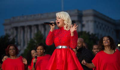 Meghan Linsey, A Capitol Fourth