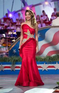 Nicole Scherzinger, A Capitol Fourth