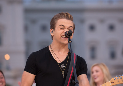 Hunter Hayes, A Capitol Fourth