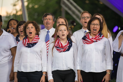 Choral Arts Society of Washington; A Capitol Fourth