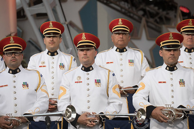U.S. Army Herald Trumpets; A Capitol Fourth