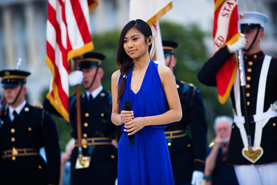 Jessica Sanchez - The Star Spangled Banner