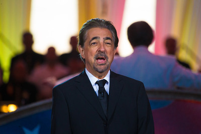 "Joe Mantegna is a world-class and award-winning entertainer with a strong background in television, theater and film who returns to co-host the ""National Memorial Day Concert"" for his eighth consecutive year with Gary Sinise"